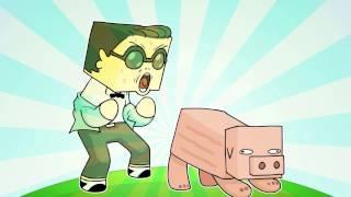 Minecraft Style Remix Instrumental)
