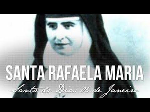 Resultado de imagem para Santa Rafaela Maria