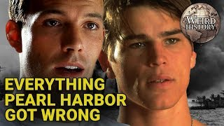 Pearl Harbor Movie | Everything Michael Bay Got Wrong