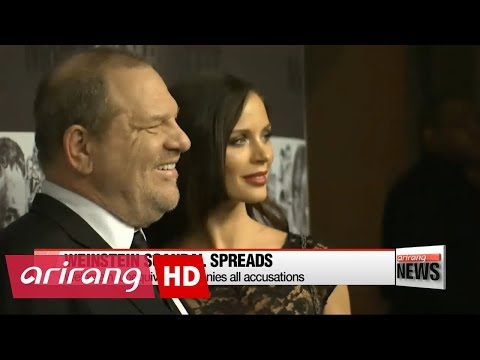 US and UK police investigate Harvey Weinstein