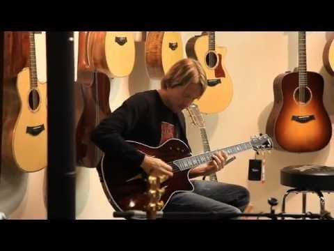 Rick's Guitar Shop San Diego Taylor Road Show 2011