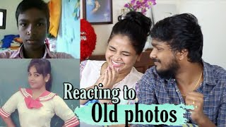OUR REACTION TO OLD PHOTOS | 100th special video *embarrassed*