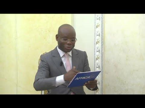 TALK - Gabon: Marie-Madeleine Mborantsuo, Présidente de la Cour constitutionnelle (4/4)
