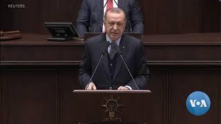 Erdogan Rejects Bolton's Demand On Kurds In Syria