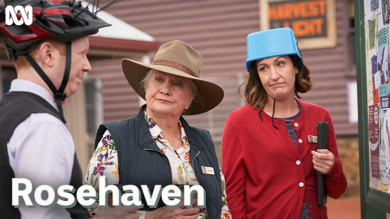 Download Risking magpie swooping season for a community ad   Rosehaven