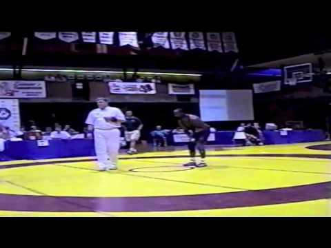 2000 Senior National Championships: 85 kg Final Justin Abdou vs. Gary Holmes