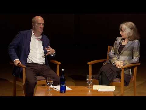 The Writer's Art: A Conversation with Jean Strouse & Colm Tóibín