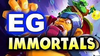 EG vs IMMORTALS - NA GRAND FINAL - THE INTERNATIONAL 2018 DOTA 2
