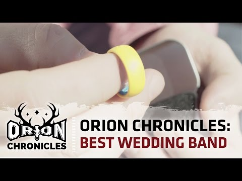 Review: The Best Wedding Ring for Being Outdoors