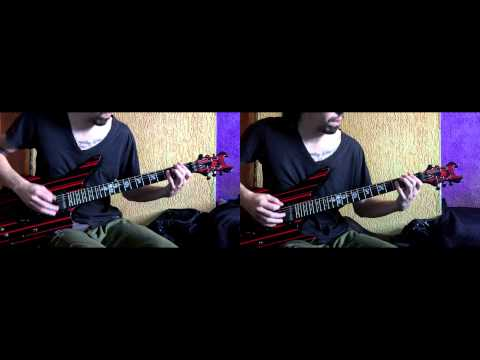 Stitches - Haste The Day (Guitars Cover)  60fps