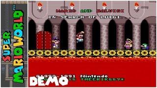Mario & Waluigi: In Search of Luigi (D)