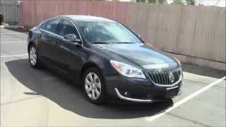 2015 Buick Regal with eAssist - Fuel Economy Test