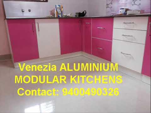 BANGALORE-ALUMINIUM-KITCHENS-  INTERIORS( LOW COST)  Call 9400490326