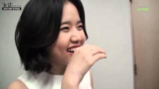 [김향기] 2015 KBS 연기대상의 화이팅 김향기! (Kim Hyang Gi)
