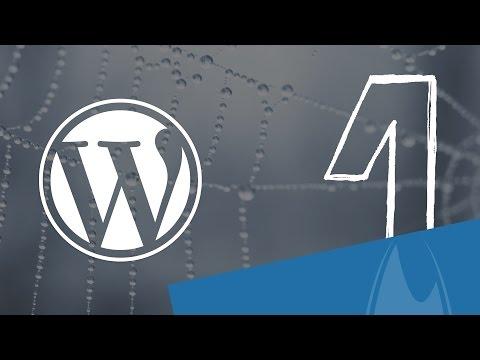 WordPress Tutorial – Teil 1 – Einführung und Installation