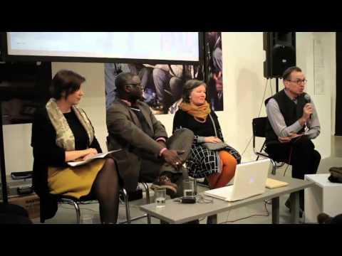 THE EUROPEAN CURATOR AND THE SENEGALESE DIASPORA ARTIST