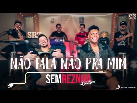 Sem Reznha Acústico - Não fala não pra mim *PAGODE* - Humberto e Ronaldo ft Jerry Smith