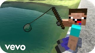 ♪ QUE COSA TAN TRISTE | EL OPTIMISTA - PARODIA MUSICAL DE MINECRAFT thumbnail