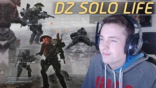 The Division | Still ENJOYING That Solo DZ Life | Stream Highlights #8