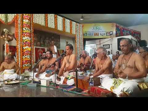 Kalpathy Bhajanotsavam 2017   Sitakalyanam By Sri O S Sundar Bhagavathar   002