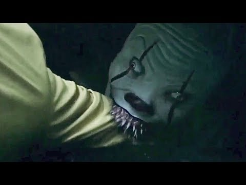 IT 2017 - Pennywise Scares Georgie - IT Opening Scene FULL I Georgie's Death [FHD]