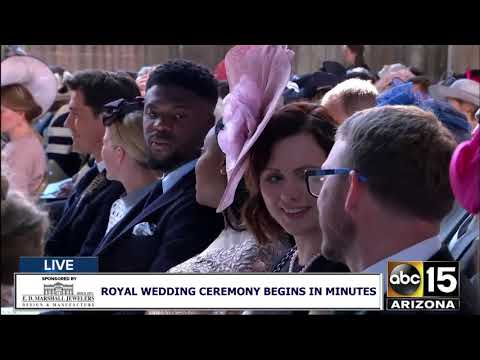 FULL VIDEO: Prince Harry and Meghan Markles Royal Wedding
