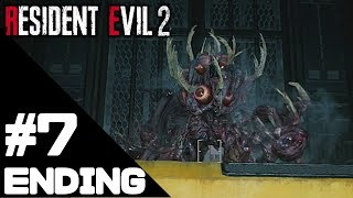 Resident Evil 2 Remake Walkthrough Gameplay/Ending {Claire Story} – PS4 1080p Full HD No Commentary