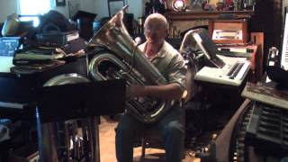 2/28/2016 - Besson compensating and 1916 York 3v BBb Tubas