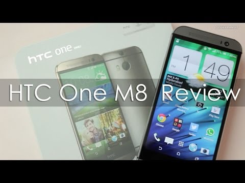 HTC One M8 Review after Extended Usage - Style with Performance