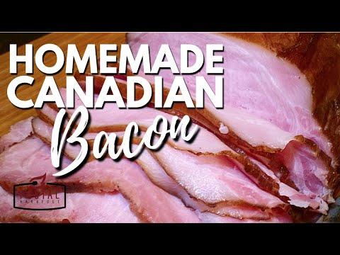 Homemade Canadian Bacon Recipe - How to Make Canadian Bacon Easy