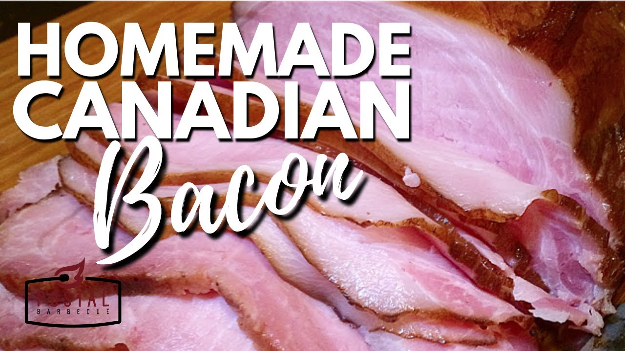 Homemade Canadian Bacon Recipe  How To Make Canadian Bacon Easy