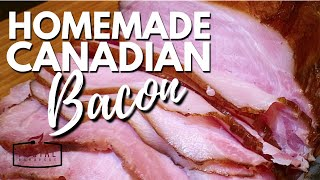 Homemade Canadian Bacon Recipe - How to Make Canadian Bacon Easy