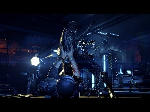 Aliens: Colonial Marines - Mission 1: Distress