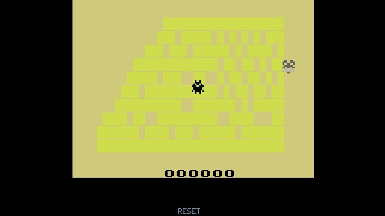 Atari 2600 batari basic kernel demo 2005 bob montgomery wip youtube.