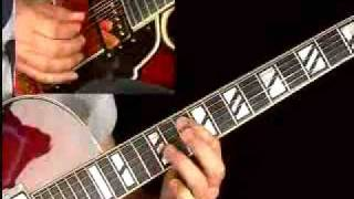 Jazzed Blues Guitar Lessons - Mark Stefani - Lick #5