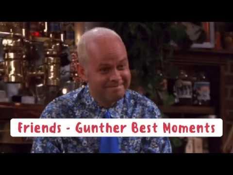 Friends-Gunther-Best-Moments
