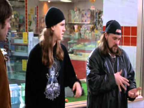 Jay and Silent Bob. Snoochie Boochies.