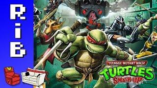 Teenage Mutant Ninja Turtles: Smash-Up! Run it Back!