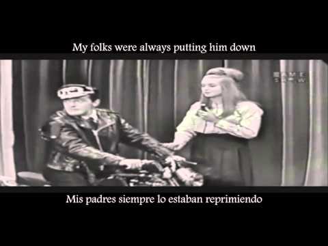 Shangri-Las - Leader Of The Pack  (Lyrics - Sub Español)