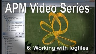 (6/8) APM 2.5/2.6/3.1 - Logfiles and how to setup, download and review