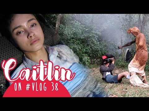 Caitlin on #VLOG 38 - Pocongnya Dreadout Totalitas Banget 😭 thumbnail
