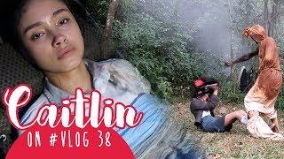 Caitlin on #VLOG 38 - Pocongnya Dreadout Totalitas Banget 😭