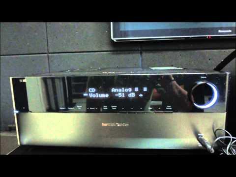 Testamos amplificador high-end Harman Kardon