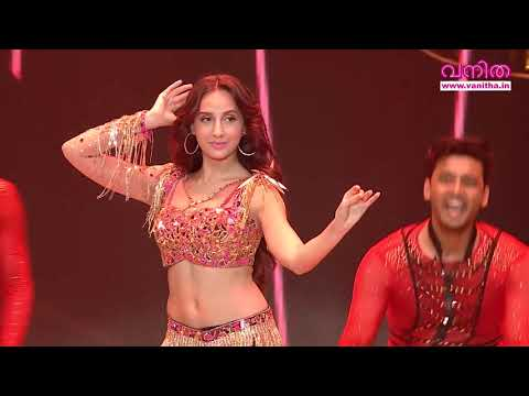 dancing queen nora fatehi glamorous performance vanitha film awards 2020 part 26 vanitha magazine film festivals award nights malayalam movie cinema ???? ??????    vanitha magazine film festivals award nights malayalam movie cinema ???? ??????