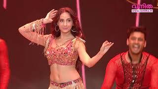 Download lagu Dancing Queen NORA FATEHI glamorous Performance @ Vanitha Film Awards 2020 Part 26