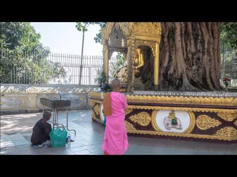 1 Day in Yangon, Myanmar