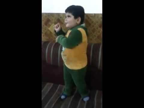 Hunharca Dans Eden Dansöz çocuk.