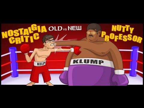 Old vs New: Nutty Professor - Nostalgia Critic