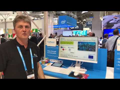 I-BiDaaS MVP demonstration by Software AG