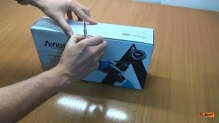 Бюджетный квадрокоптер AVIATOR YK016